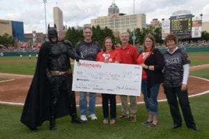 Elements Financial donates to CU4Kids Children's Miracle Network Hospitals
